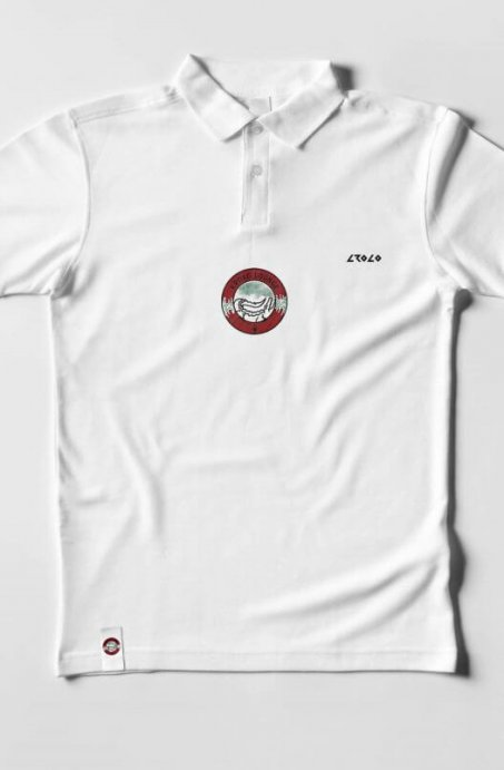01_Polo Shirt Mock-up_front side_top view